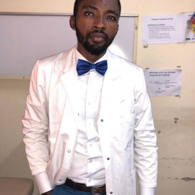 Dr. Achille Afanda